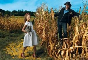 Annie Leibovitz's fairytales