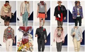 Crazy Fashions at Cibeles Madrid Fashion Week