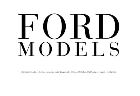 Ford models inc for Ford models new york