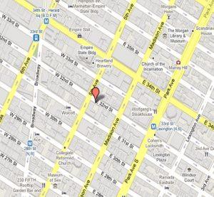galleria Fifth Ave 315 5th Ave New York, NY 10016