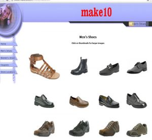 make 10 366 5th Avenue, New York, New York 10001 Men's Shoes