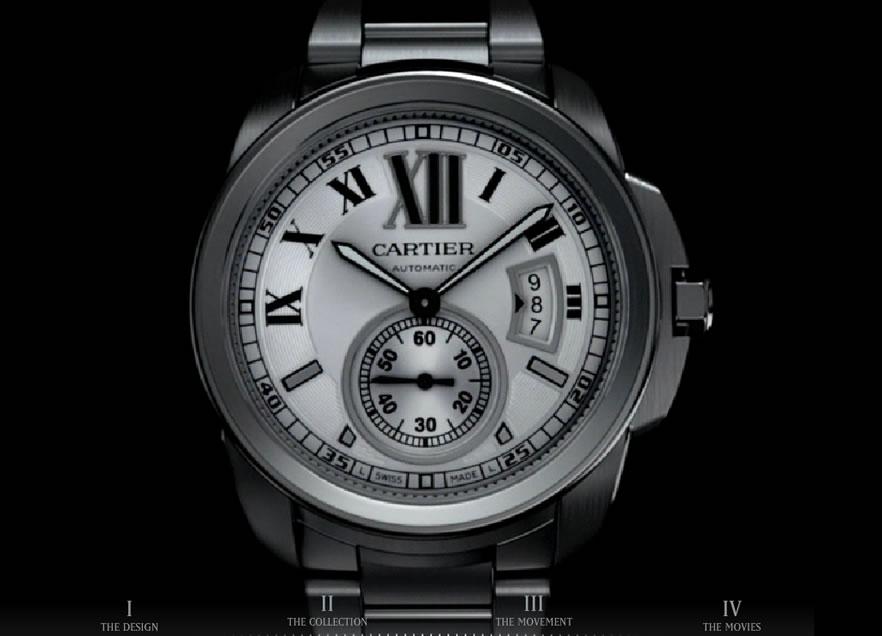 cartier watch fashion