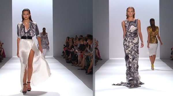 CARLOS MIELE - MERCEDES-BENZ FASHION WEEK New York NY