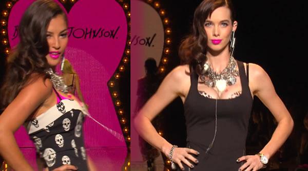 Fashion week NY from BETSEY JOHNSON