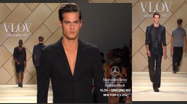 Fashion week New York VLOV