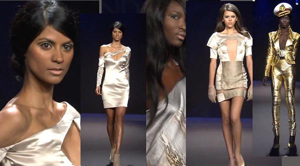 JAD GHANDOUR MERCEDES-BENZ FASHION WEEK SPRING 2012 New York Moda NYC
