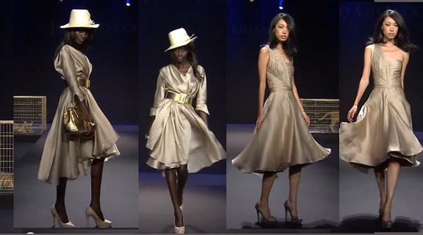 JAD GHANDOUR MERCEDES-BENZ FASHION WEEK SPRING 2012 New York