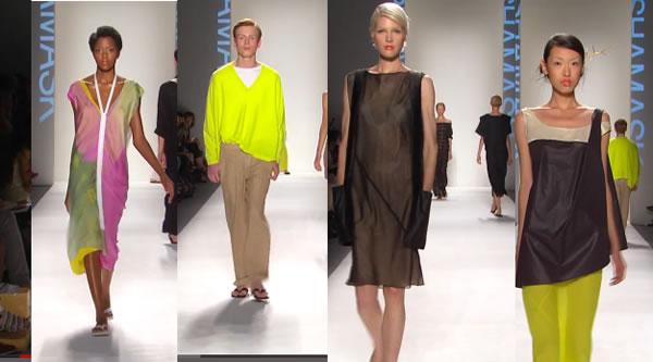 SHAMASK MERCEDES-BENZ FASHION WEEK SPRING 2012  New York Moda NYC NY 01