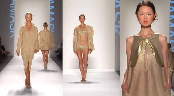 SHAMASK MERCEDES-BENZ FASHION WEEK SPRING 2012  New York Moda NYC NY