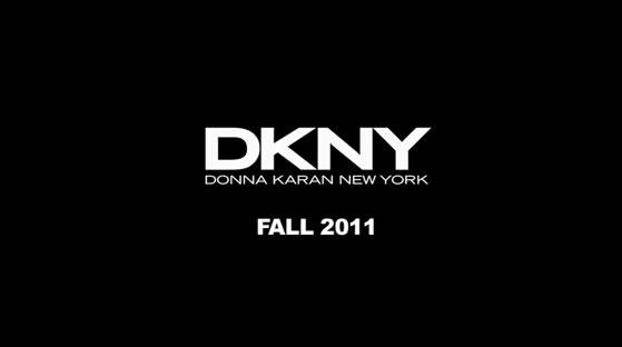 DKNY Fall 2011 Runway Show fashion 2011