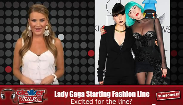 Lady Gaga Starting Fashion Line With Sister