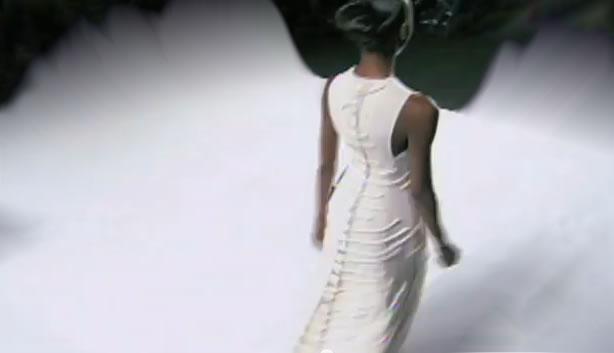 Fashion  Ralph Rucci  New York 2011