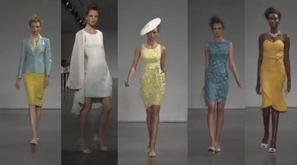 L'Wren Scott - Spring Summer 2012 - New York Fashion Week