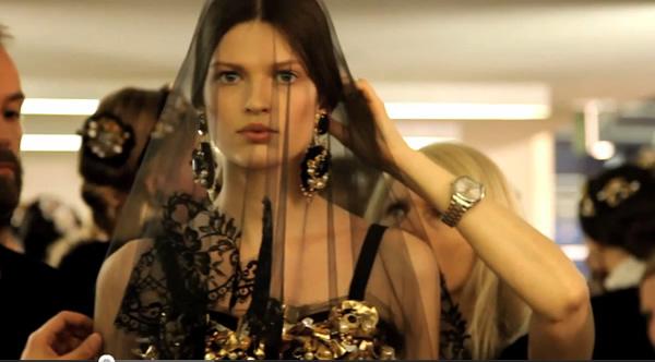 Dolce & Gabbana FW13 Womenswear