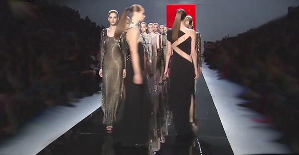 Fashion Week REEM ACRA Mercedes New York Fashion Magazine Manhattan