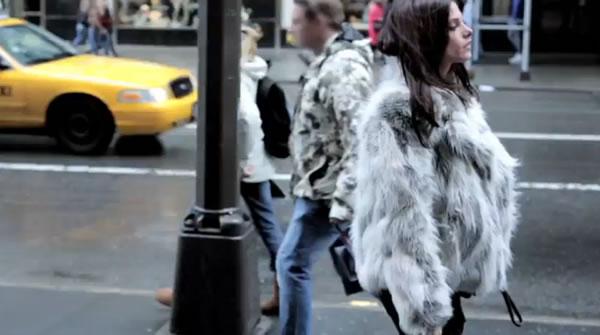 DKNY JEANS Fall 2012 Campaign Manhattan NY Fashion