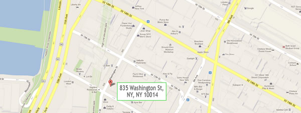 835 Washington St, NY NY 10014