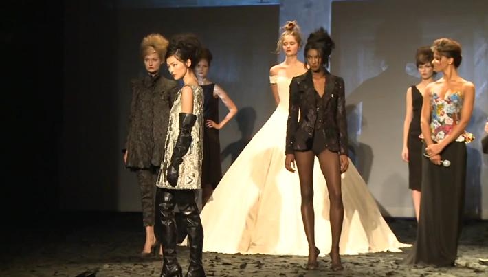 Franck Sorbier Fashion 2012-2013