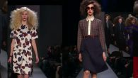 Fashion Show looks from the Marc by Marc Jacobs Fall 2013 Collection at Mercedes-Benz Fashion Week in New York.