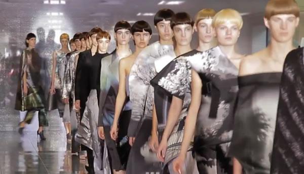 Wella Fashion New York 2013