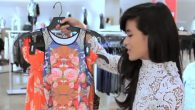 In the dressing room, Olivia shows how to style for any occasion. Make sure to check out nordstrom.com/savvytrends for more tips and inspiration.