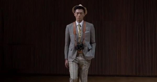 Fashion NY Men DAVID HART 2013