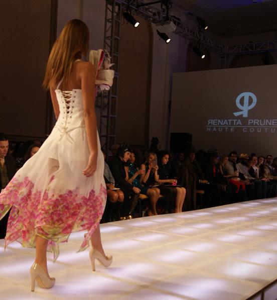 Renata Prune Fashion New York 2014