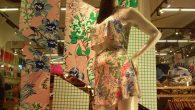 427 Broadway Manhattan New York Fashion. Natural Fabric Dress Made in U.S.A. Summer 2014 Fashion Manhattan Fashion Magazine NYC