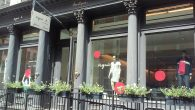 Jacques Flores. RED BALL. August 1 – September 7 50 Howard Street Manhattan NY Fashion Magazine New York