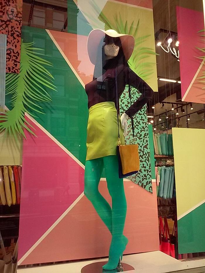American Apparel Fashion NY Sept 2014 Broadway