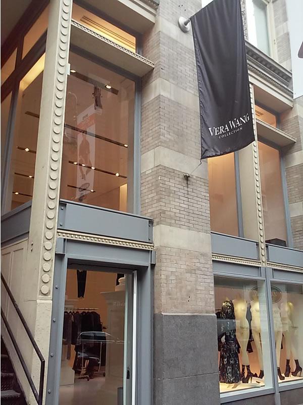 Vera Vang Fashion Shop NY 2014
