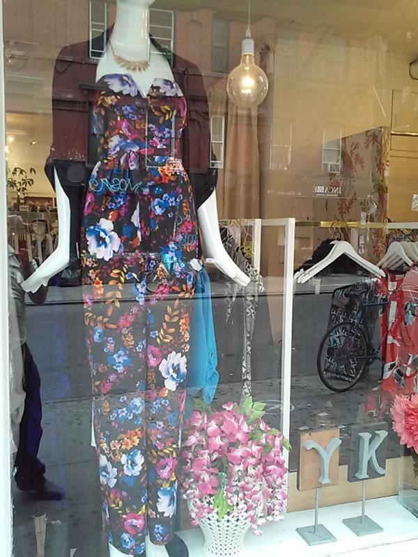 Yumi Kim.Fashion. Dresses Stanton Street NY nyc 2014