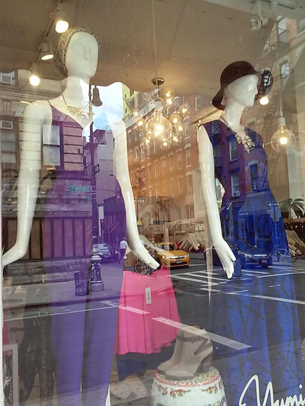 Yumi Kim.Fashion. Dresses from Stanton Street
