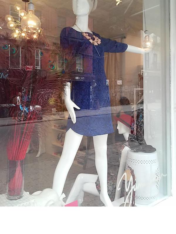 Yumi Kim.Fashion. Dresses from Stanton Street nyc 2014