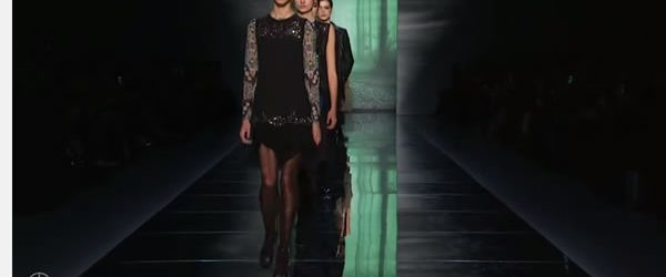 NICOLE MILLER: FINAL WALK AT MBFW FW 2015 COLLECTIONS. VIDEO MANHATTAN FASHION MAGAZINE NEW YORK