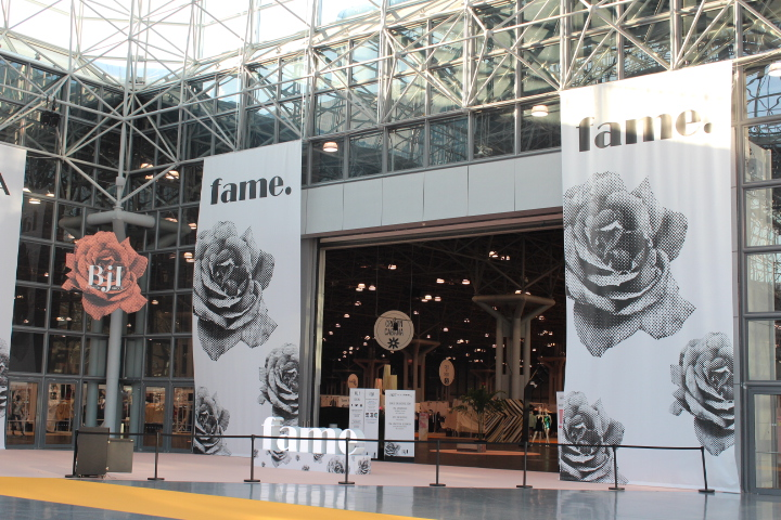 Fame New York Fashion Javits Center
