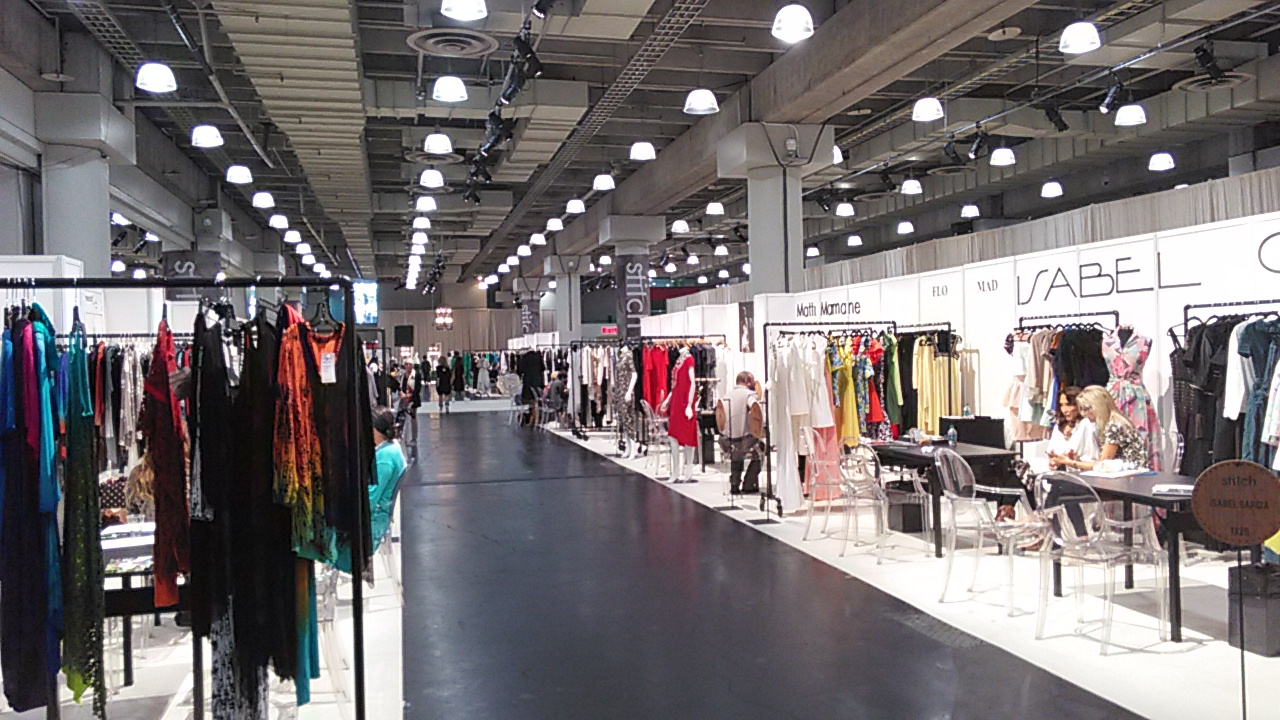 Fashion trade shows in nyc