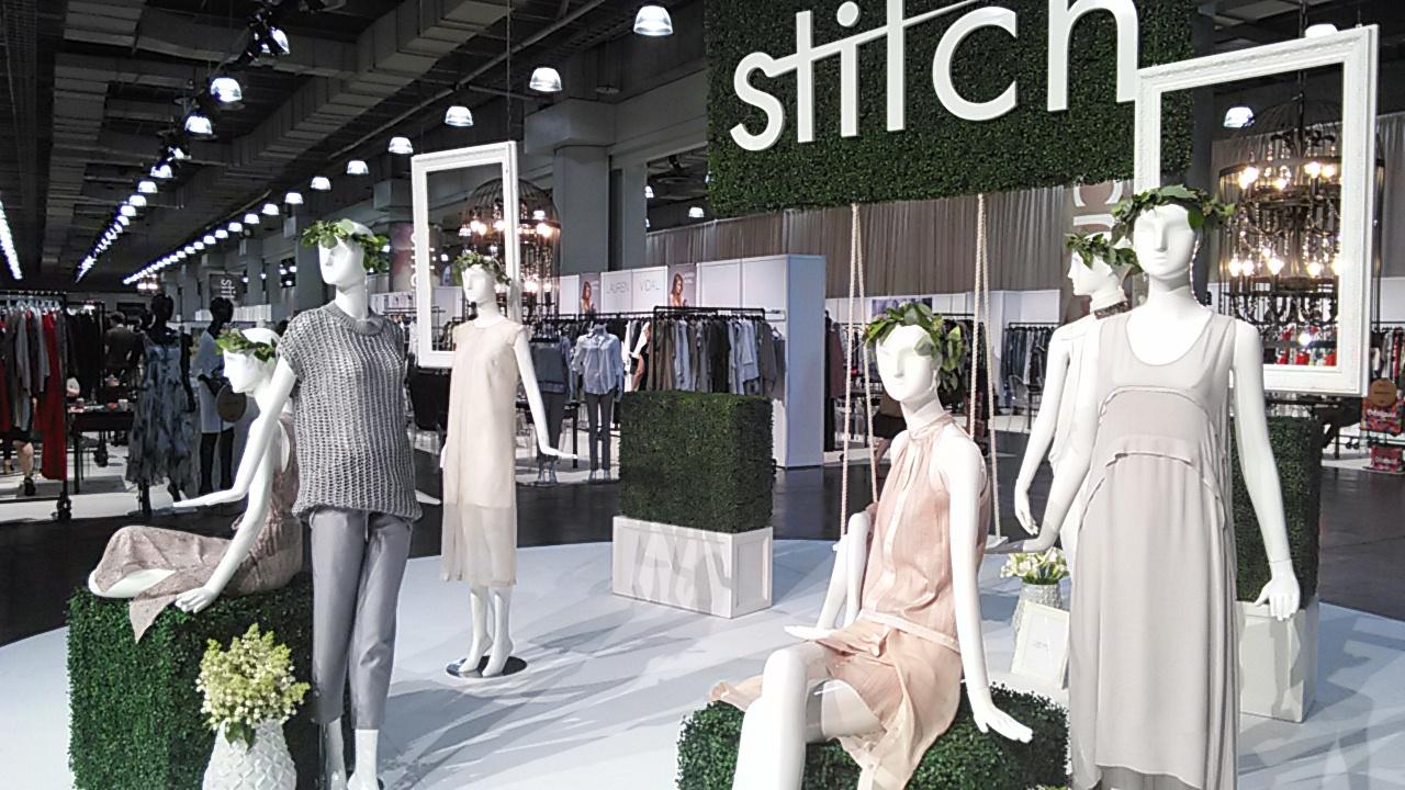 Stitch Fashion Exhebition