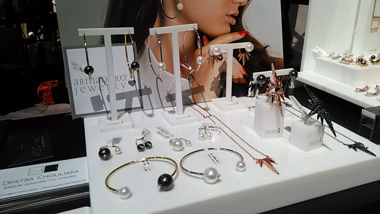 Armadoro Jewelry fashion New York