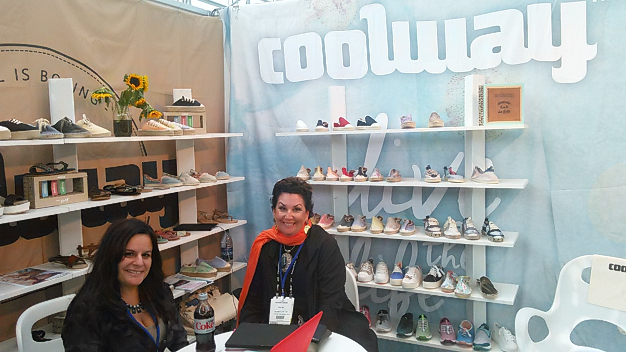 Cool way shoes from Spain