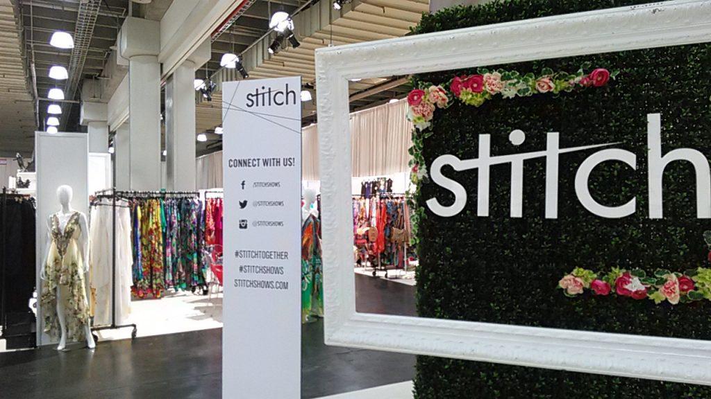 Stitch Fashion Trade Show New York 2015