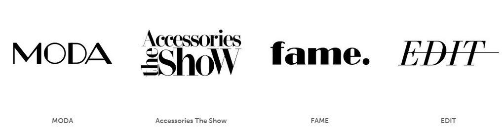 MODA Accessories The Show FAME EDIT Fashion New York Javits Center September 19-21 2015