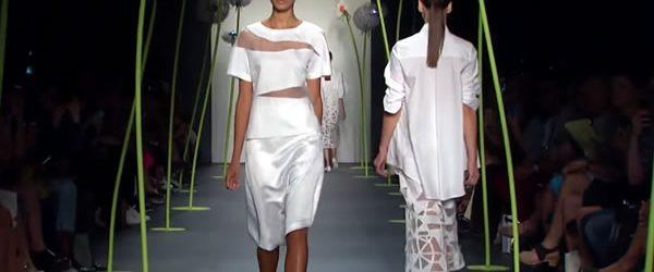 Lie Sangbong collection Spring Summer 2016 Fashion Show MANHATTAN FASHION MAGAZINE NEW YORK