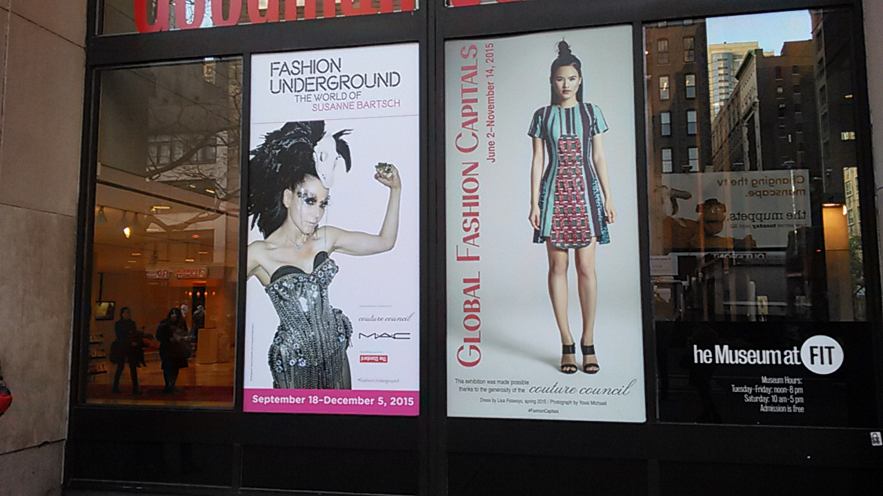 The Museum at Fashion Institute of Technology New York