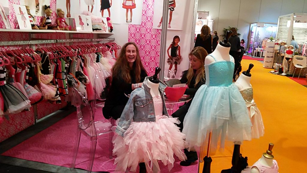 Ooh La La Couture Collection Fashion for kids on Children's Club New York October 2015