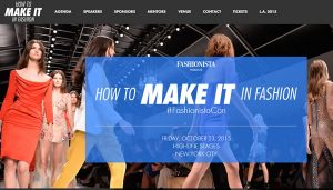 Fashion in NYC October 23, 2015 - FashionistaCon