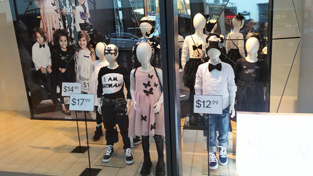 Halloween Fashion for Kids H&M
