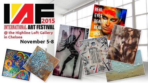 Art Festival NEW YORK News 2015