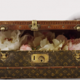"""It is actually a downsized version of a cabin trunk which my grandfather would give to his best customers."" Patrick-Louis Vuitton Manhattan Fashion Magazine New York"