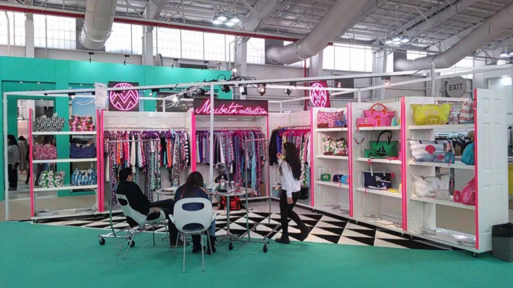 Macbeth Collection. Fashion Trade Show MODE